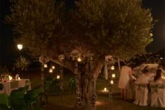 Indicadores de mesa boda casa rural