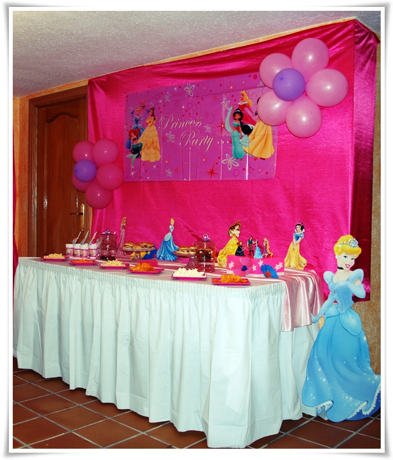 Vistoso decoraci n mesa infantil festooning ideas de - Decoracion de interiores infantil ...