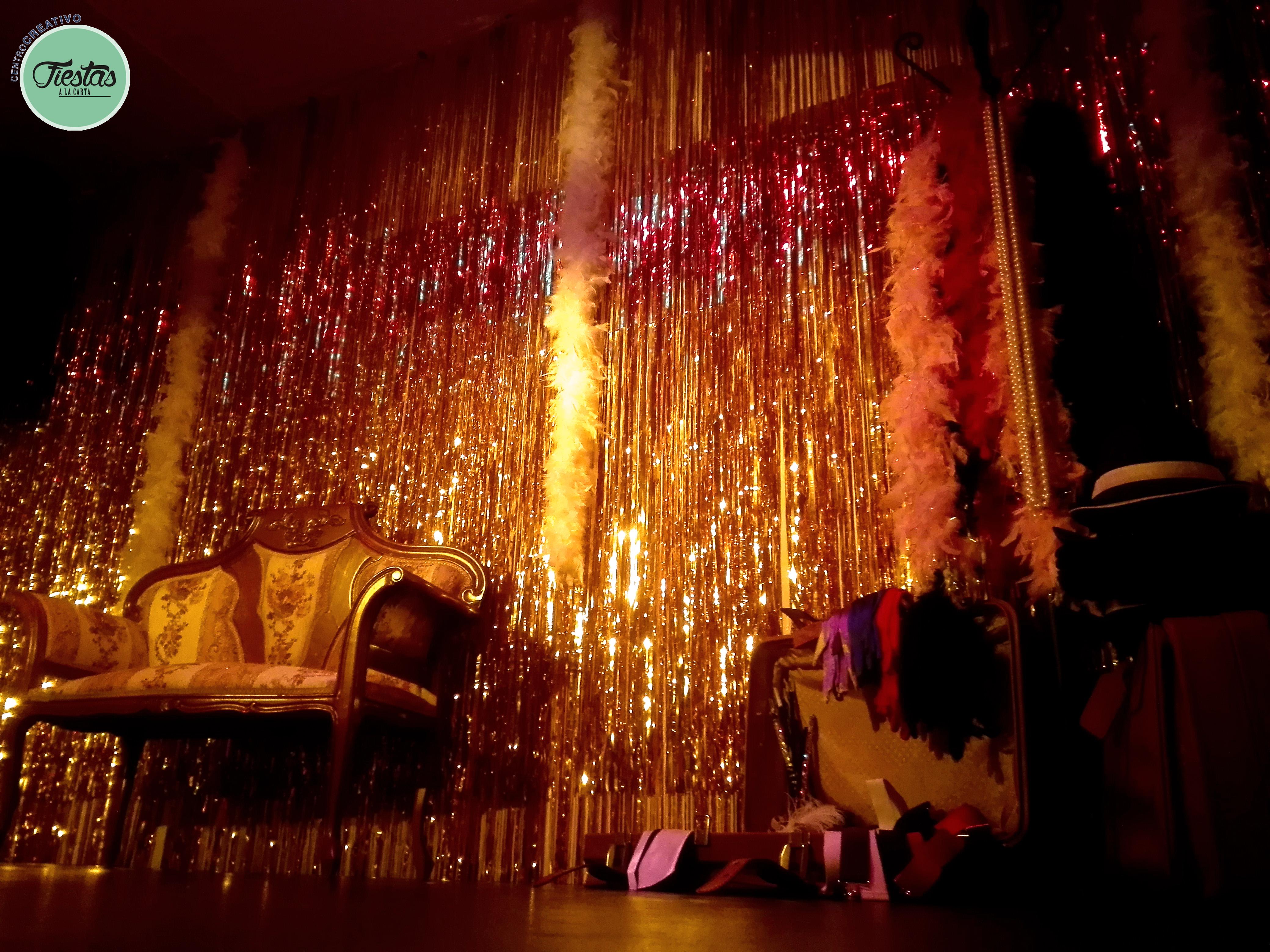 Decoraci n tem tica a os 20 fiestas a la carta for Decoracion anos 20